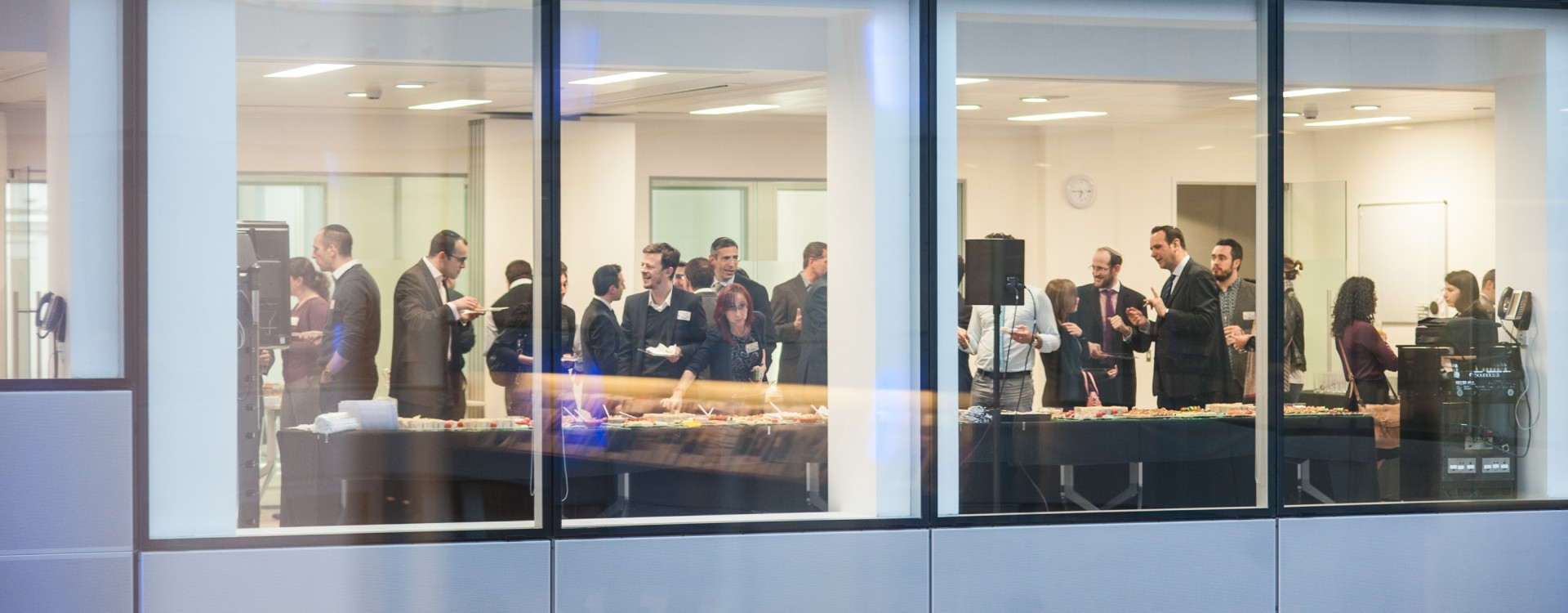 employers meeting to discuss vacancies